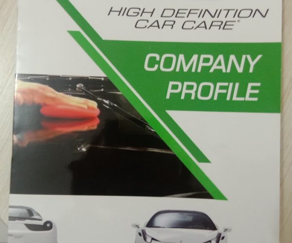 Company Profile HD Car Care