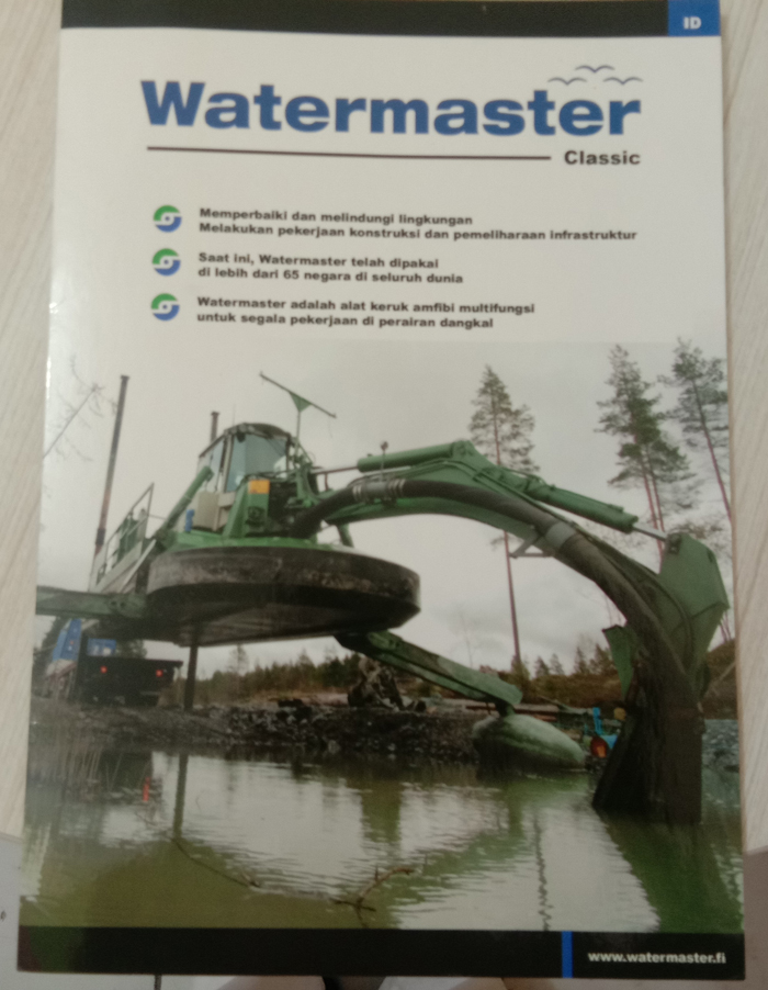 Company profile Watermaster