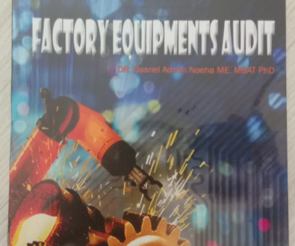 Buku Factory Equipments audit