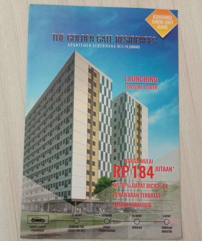 Company profile The Golden Gate Residences