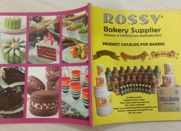 Buku Bakery Supplier
